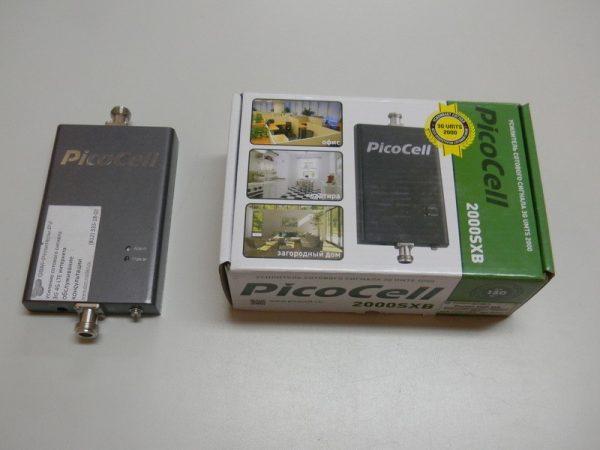 Радиоблок PicoCell и его заводская упаковка