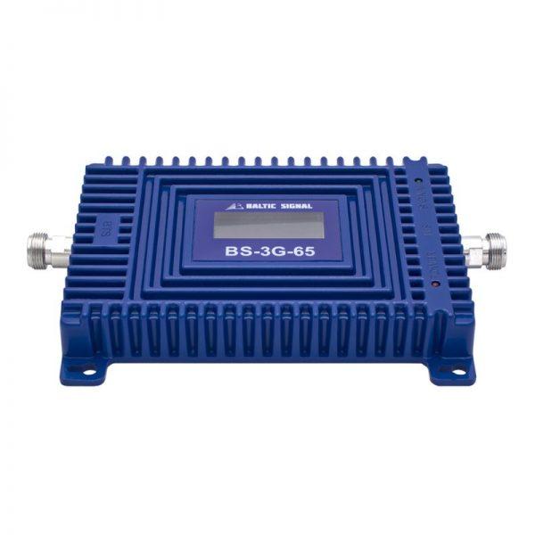 Репитер Baltic Signal 3G-65 без подключённых антенн