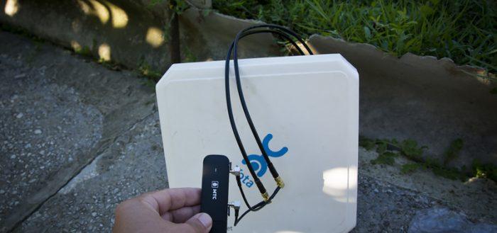 антенны для усиления сигнала модемов 3G или 4G
